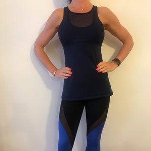 Navy Blue Lululemon Tank